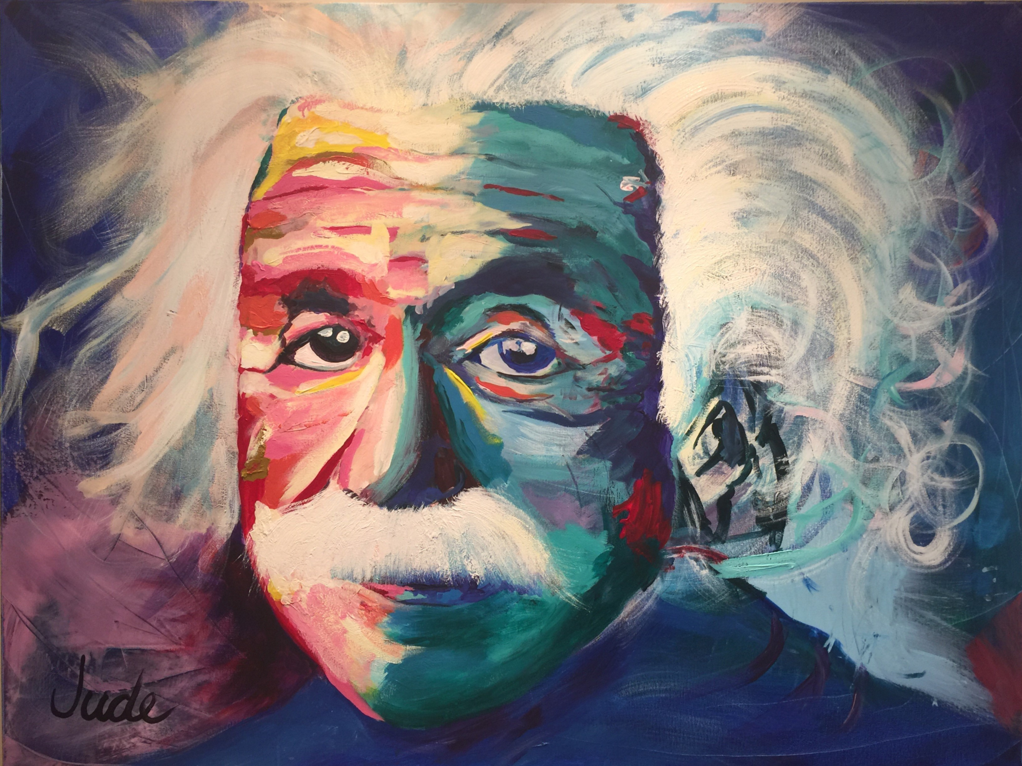 Exhibit 20: Albert Einstein