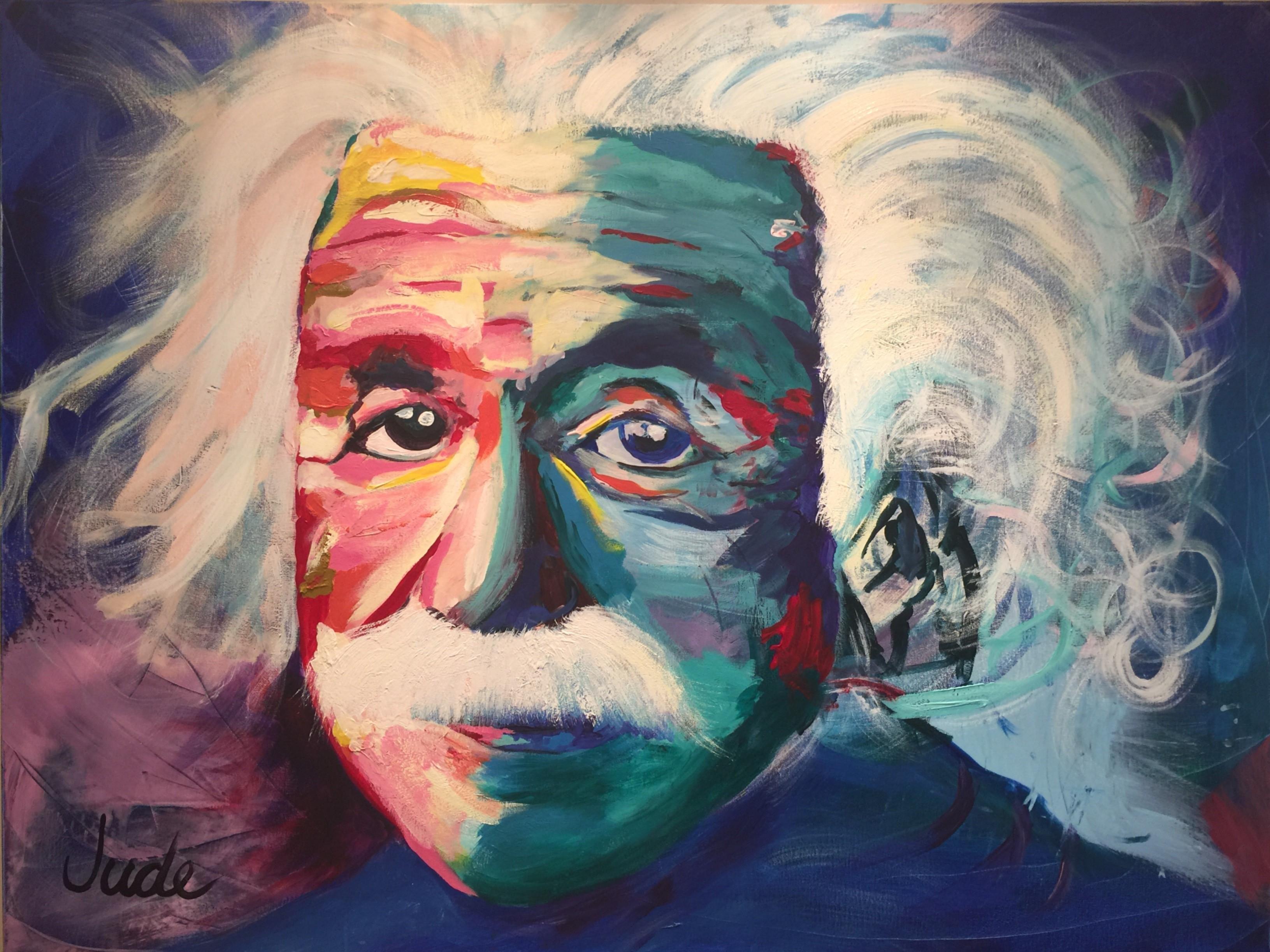 Exhibit 20: Albert Einstein